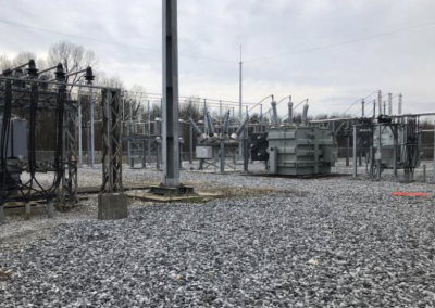 Substation and Switchyard Design