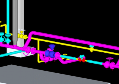 Steam & Condensate Upgrade | Chemical